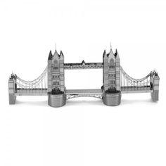 Metal Earth London Tower Bridge 3D Model Kit