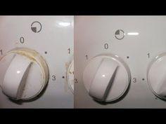 Как очистить ручки у газовой плиты (2 Способа). Простой и экономный способ…