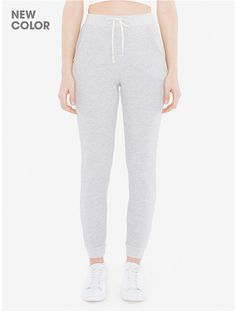 Lightweight French Terry Jogger