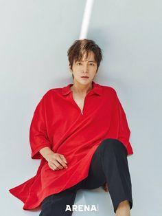 Marry Me Mary, Jang Geun Suk, Sexy Asian Men, Army & Navy, Korean Actors, Kdrama, Interview, Fans, Bell Sleeve Top