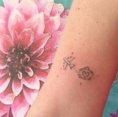 Sibling Tattoos, Bff Tattoos, Little Tattoos, Mini Tattoos, Future Tattoos, Body Art Tattoos, Small Tattoos, Cool Tattoos, Tatoos