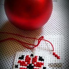 Stitching in progres