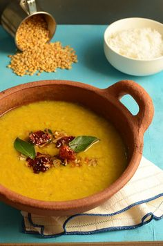 Simple yellow dal lentils. This mild dal is perfect for kids too. A staple on most Indian dinner tables.