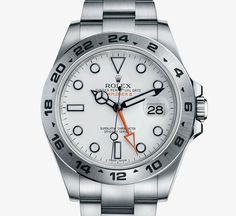 Cheap replica Rolex Explorer watches wholesale from China on line.You can visit our online store to choose fake AAA Rolex Explorer watch. Rolex Explorer Ii, Swiss Luxury Watches, Luxury Watches For Men, Rolex Watches For Men, Cool Watches, Dream Watches, Women's Watches, Watches Online, Sport Watches