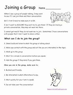 Printables Social Skills Problem Solving Worksheets sleep soccer and good ideas on pinterest