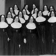 of st joseph of carondelet wearing nursing habit photo: Sisters of St ...