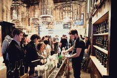 As part of Brooklyn's Northside Festival in June, whiskey brand Jameson hosted the Black Barrel Lounge, where guests could enjoy music from ... Photo: Courtesy of Jameson
