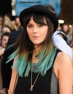 brown hair pastel ombre - Google Search