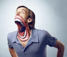 Open Mouth