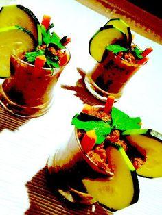 Recette de Caviar d'aubergines allégé