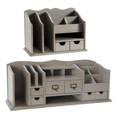 Gray - Original Home Office™ Desk Organizers at Ballard Designs