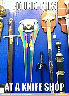 Awesome halo sword