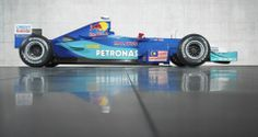 2002 SAUBER PETRONAS C21