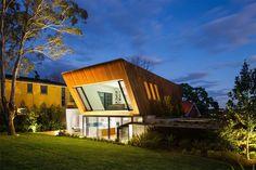 Castlecrag House - Schöner Wohnen in Sydney https://www.langweiledich.net/castlecrag-house/