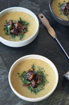 Red lentil soup with minted eggplant from www.smartmouthonline.com #Turkey, Recipes and Tales the Road, #Leanne Kitchen