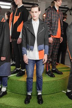 LOOK | 2015-16 FW LONDON MEN'S COLLECTION | CMMN SWDN | COLLECTION | WWD JAPAN.COM