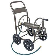 Liberty Garden 4 Wheel Hose Cart