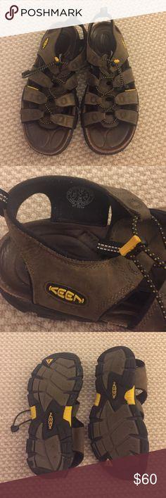 Brown Keen Sandals Good condition. Little worn around soles. No trades. Make an offer. Keen Shoes Sandals & Flip-Flops
