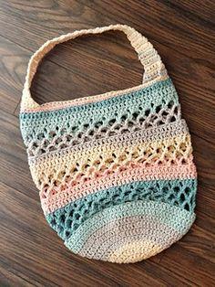Ravelry: Magnolia Market Bag pattern by Michelle Ferguson