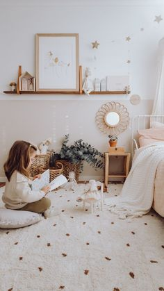 Fine Deco Chambre Vintage that you must know, You?re in good company if you?re looking for Deco Chambre Vintage Baby Room Design, Baby Room Decor, Bedroom Decor, Bedroom Rugs, Design Bedroom, Toddler Room Decor, Design Girl, Bedroom Furniture, Bedroom Vintage