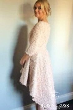 Blush Silk Dupion with Appliqued Lace Dress made at Roisin Cross Silks Dublin Day Dresses, Summer Dresses, Dress Making Patterns, Ladies Day, Dressmaking, Dublin, Lace Dress, Blush, Vogue