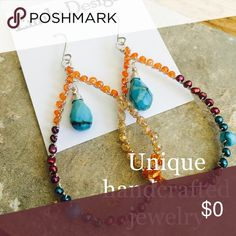 40% OFF SALE NOW TIL CHRISTMAS Add any item/s to a bundle and I'll send you a 40% off offer!!!! NOW TIL CHRISTMAS 🎄 One of a kind and custom made jewelry using sterling, gold fill, gemstone, freshwater pearl and Swarovski jewelry designs. Please message me with any questions or custom requests. Free gift box with holiday orders. Jewelry Earrings