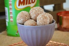 These super easy Milo Balls are sure to be a hit with the littlest people in your home! Just 4 ingredients and 10 minutes prep time... they're so simple!