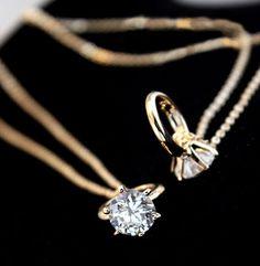 True Love Ring Necklace | LilyFair Jewelry, $19.99!