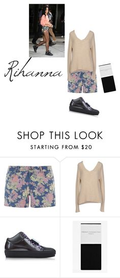 """Rihanna Outfit"" by abbybeaumont ❤ liked on Polyvore featuring GE, Poem, Daniele Fiesoli, Acne Studios and French Connection"