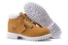 Wheat White Timberland Men Shoes,Fashion Winter 2016 New Yellow Timberland Men Boots