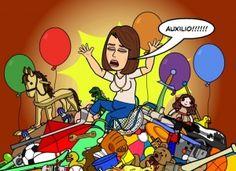 Desde que soy mamá ¡mi casa es un desastre! #BlogdeBabyCenter @Lezeidarís Morales