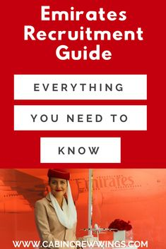 Applying to be Cabin Crew for Emirates? Read our guide on the application process.