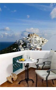 Greek balconies with breathtaking view! - Napoleonia