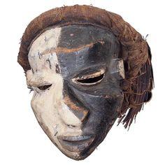 Pende Mbangu Deformity Mask, Africa, Early 20th Century 1
