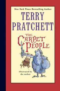 A conversation with Terry Pratchett, author of The Carpet People - Boing Boing