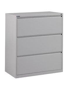 Heavy Duty 3-Drawer Lateral #FileCabinet