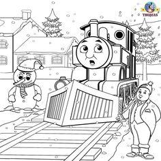 ausmalbild thomas die kleine lokomotive - thomas die kleine lokomotive   eisenbahn party