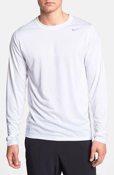 NIKE 'Legend' Dri-Fit Shirt. #nike #cloth #
