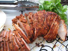 Jamaican jerk pork tenderloin recipe for the slow cooker - Knoxville healthy food | Examiner.com #Jamaica