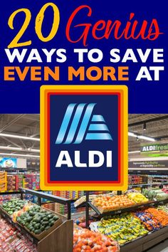 Lower your grocery bill by as much as with these Genius Ways to Save Money at Aldi to keep more of your hard-earned cash! Diy Hanging Shelves, Diy Wall Shelves, Mason Jar Crafts, Mason Jar Diy, Bathroom Towel Storage, Garage Door Makeover, Mason Jar Lighting, Diy Home Decor Projects, How To Make Paper