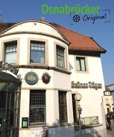 Der Grüne Jäger: ein Osnabrücker Original | I-love-OS.de - das kritische Osnabrück-Blog
