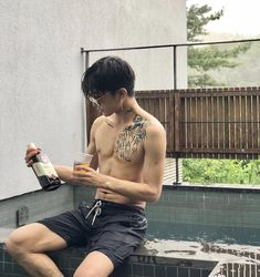 How to Get 6 Pack Abs Workout Korean Boys Hot, Hot Asian Men, Korean Boys Ulzzang, Cute Asian Guys, Ulzzang Boy, Korean Men, Asian Boys, Cute Guys, Abs Boys