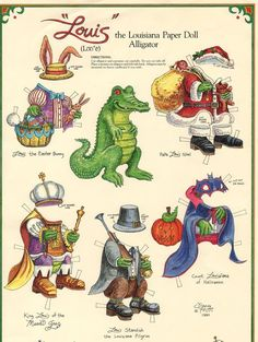 Funny concept. inkspired musings: Halloween paper dolls: