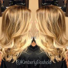 #Balayage #Ombre #HairByKimberly
