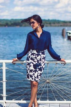 c9d33b3d21f91 One of this season s most talked-about trends is the color cobalt blue.  Dynamic