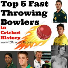 Cricket is a very strenuous, energy sapping game. It is the second most popular sports event in the world, coming after football. There are many parts in the game and we already discussed about the top 5 most famous bat making companies in the world, now we haveTop 5 Fast Throwing Bowlers.Fast bowling is an …