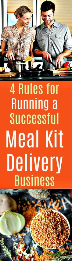 4 Rules of Running a Successful Meal Kit Delivery Business: A meal kit delivery business can be a prolific venture for your business, especially if you are already in the #food industry. #mealkitdelivery  #delivery  #fooddelivery  #business #foodbusiness   via @theurbannatura1
