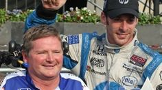 May 14 2017 - IndyCar teams turn attention to preparing for Indy 500 IndyCar team owner Sam Schmidt started plotting Indianapolis 500 strategy even before Saturday's race ended. Sam Schmidt and SImon Pagenaud, Brian Cleary/Getty Images