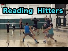 How to DIG Hard Driven Spikes - Volleyball Defense Tutorial - YouTube