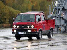 Youngtimer VW T3 Syncro: Der Pisten-Bulli: VWs tollste Kiste